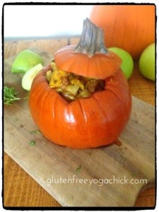 stuffed pumpkin 1