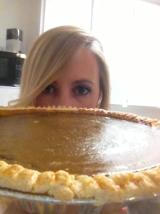 Look into my pies!